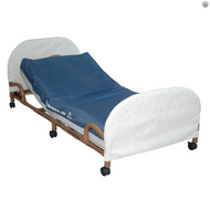 MJM International -  WT676-40-R (Casters, Mattress, Head- And Footboard Not Included)