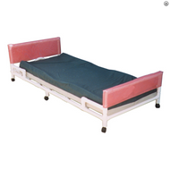 MJM International - E676-40-S-686 - Mattress And Casters Not Included