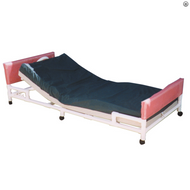 MJM International - E676-40-R - Head and Foot Board, Casters, And Mattress Not Included