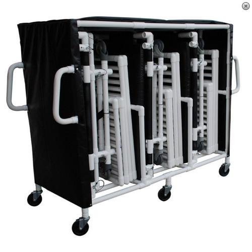 MJM International - 5PK-F-DE-CON-TC - Similar Cart Shown Here