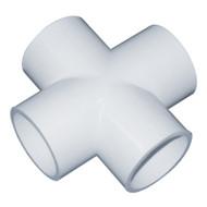 MJM International - Replacement fitting--4 Way Cross