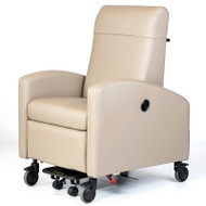 Winco - Inverness 24 Hour Treatment Recliner™ - Dual 180 degree Swing Arms - 500lb. Wt. Cap. - No Tables # 6240