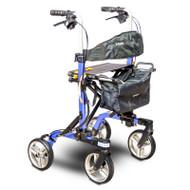 EV Rider - Move-X Rollator Walker - Blue RU4131