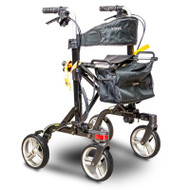 EV Rider - Move-X Rollator Walker - Black RU4131