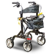 EV Rider - Move-X Rollator Walker - Black RU4131