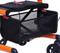 Escape Rollator Mini Orange Shopping bag