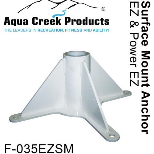 Aqua Creek - Anchor Kit for EZ-2 - Power EZ-2 Surface Mount Applications # F-035EZSM