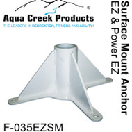 Aqua Creek - Anchor Kit for EZ-2 - Power EZ-2 Surface Mount Applications # F-035EZSM