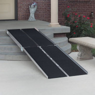 "PVI - Multifold Ramp WCR530 - 6'L x 30""W layed down"