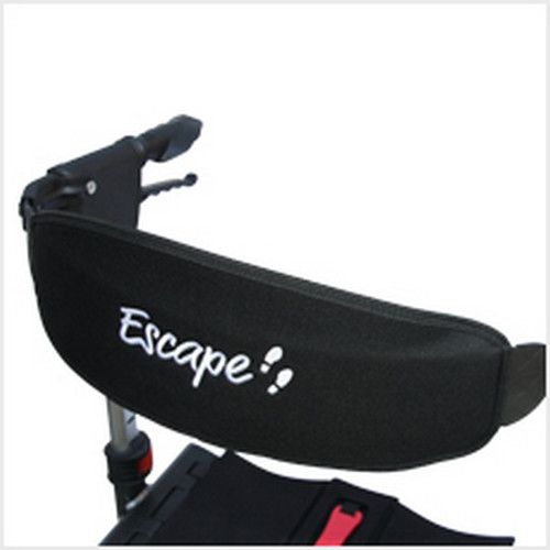 Escape Backstrap for Rollator (Large Padded) # 500-1403