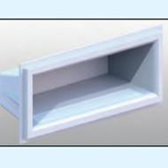 Spectrum Aquatics - Step Recessed - Molded Plastic - # 183013