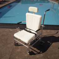Spectrum Aquatics - Wheelchair Attachment - Traveler - # 42932