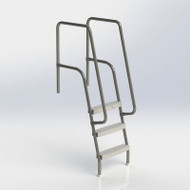 Spectrum Aquatics - Missoula 3-Step Ladder - # 25013