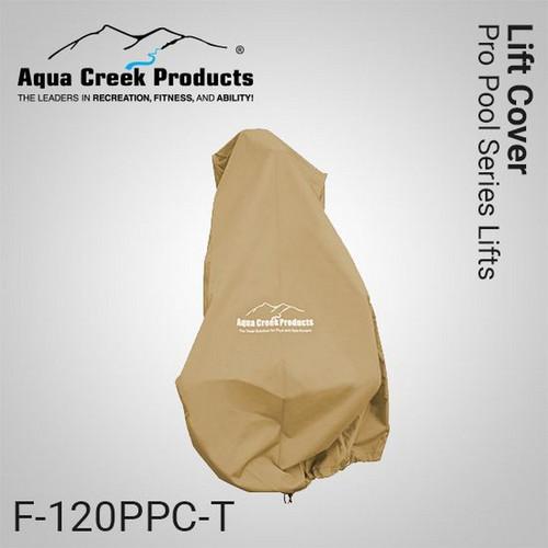 Aqua Creek - Cover for Ranger- Pro- Patriot- Ambassador- Admiral- Lifts - TAN