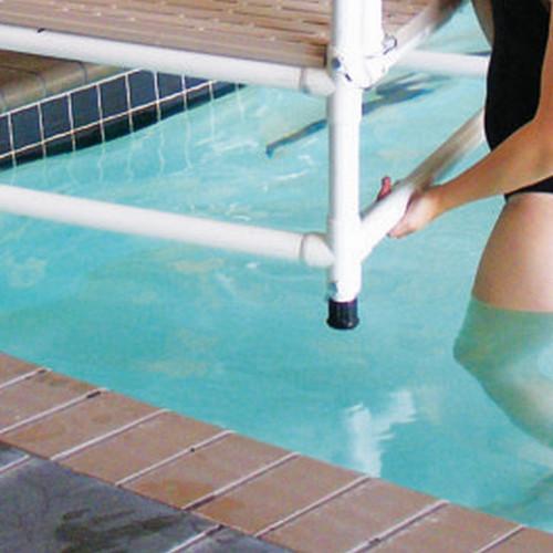 Aqua Creek - Rubber Foot Tip for Swim Training Platform Leg