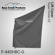 Aqua Creek - Cover for Super Power EZ Lift - GRAY