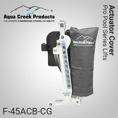 Aqua Creek - Cover for Actuator- Pro Series Lifts - GRAY