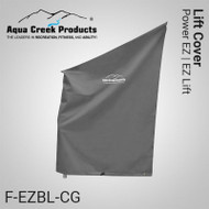 Aqua Creek - Cover for EZ- PEZ Lifts - GRAY - Made per Order
