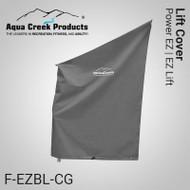 Aqua Creek - Cover for EZ- PEZ Lifts - GRAY - Made per Order