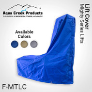 Aqua Creek - Cover for Mighty Lift- Blue