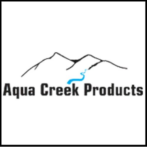 Aqua Creek - Cover- Mighty Motor- GRAY