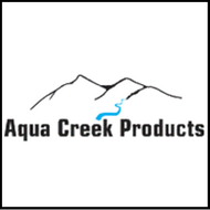 Aqua Creek - Cover- Mighty Motor- GRAY