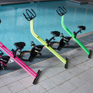 Aqua Creek - Pool Bike- Aqua Creek TidalWave 10+ Color Options - Shown Here In Pink, Yellow, And Green Color Option