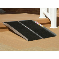 "PVI - Singlefold Ramp 4 ft long x 30""wide SFW430"