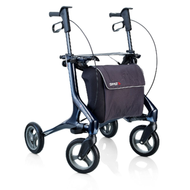 TOPRO - Pegasus Carbon Rollator - optional backrest # 815041 Steel Blue