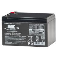 EV Rider - Batteries for Transp. SLA Model - 12 Ah SLA