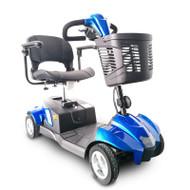 EV Rider - CityCruzer Transportable Mobility Scooter - Blue