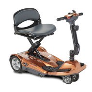 EV Rider - TranSport AF Plus S19AF Auto Fold Mobility Scooter - Copper