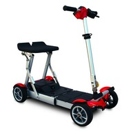 EV Rider - Gypsy Transportable/Foldable Mobility Scooter - Red