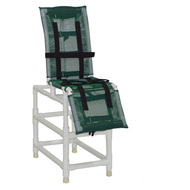 MJM Int. - Small Multi-Pos. Bath Chair - 197-S-LP-29