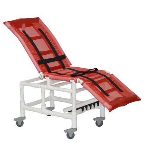 MJM Int. - Med. Multi-Pos. Bath Chair - 197-M-3TL-23