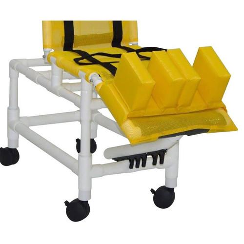 MJM Int. - Leg Ext. Pad For Sm. Bath Chair - 197-LESP-S