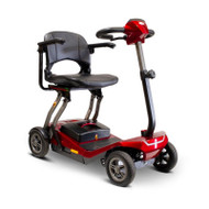 E-Wheels - EW-REMO R Auto-Flex Travel Scooter - Red