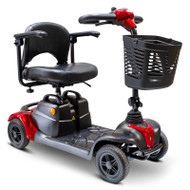 E-Wheels - EW-M39 R Four Wheel Medical Mobility Scooter - RED