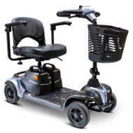 E-Wheels - EW-M39 B Four Wheel Medical Mobility Scooter - BLUE