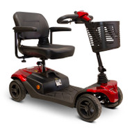 E-Wheels - EW-M41 R Three Wheel Medical Mobility Scooter - RED