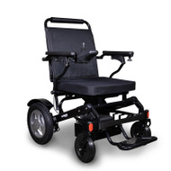 E-Wheels - EW-M45 Power Wheelchair BLACK