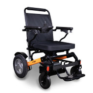 E-Wheels - EW-M45 Power Wheelchair ORANGE& BLACK