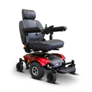 E-Wheels - EW-M48R Power Wheelchair - RED