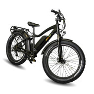 "E-Wheels - BAM-Supreme E-Bike - 18"" Frame - BLACK"