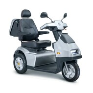 Afiscooter S3 Standard - 3 Wheel Electric Mobility Scooter - Angled View Of Right Side