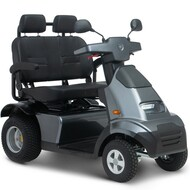 Afiscooter S4 AT DUO - 4 Wheel Electric Mobility Scooter