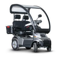 Afiscooter S4 Touring DUO - 4 Wheel Electric Mobility Scooter