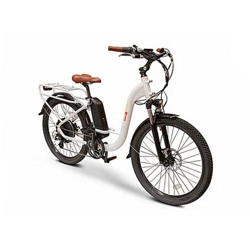"E-Wheels - EW-Bam-Step-Thru 14"" Frame - White"