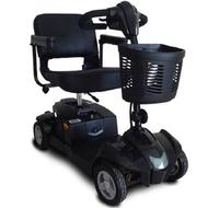 EV Rider - CityCruzer Transp. Mob. Scooter 12AH - Black