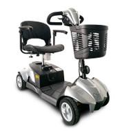 EV Rider - CityCruzer Transp. Mob. Scooter 12AH - Silver